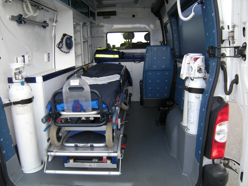 Lesneven Assistance - Ambulance