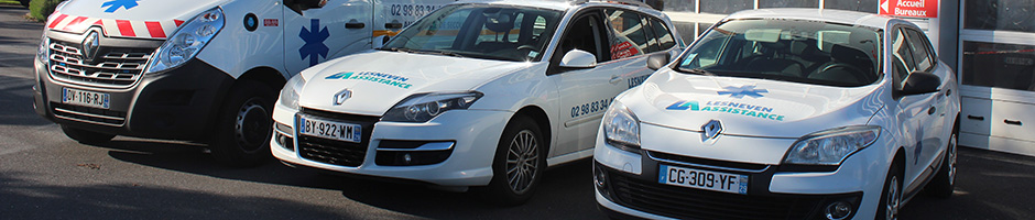 Lesneven Assistance Ambulances - Taxi - VSL - Finistere